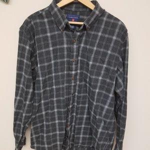 Saddlebred button down shirt.